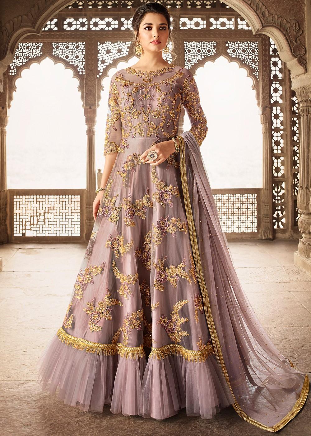 Image result for Anarkali suit
