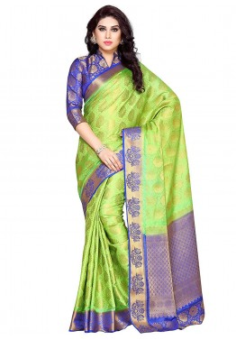 615def1255ae Mehendi Saree: Buy Indian Mehendi Sarees Online USA, UK, Canada
