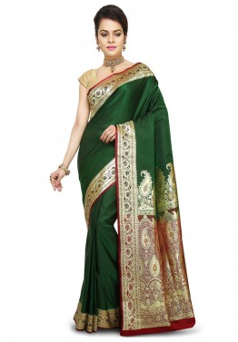 c5e03fe712 Silk Sarees: Buy Designer Indian Pure Silk Sarees Online USA