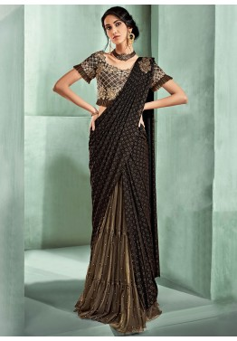 7e42d9024 Lycra Sarees: Latest Indian Lycra Sarees Online Shopping USA