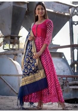 c8301cabf0 Bandhej Salwar Suits - Bandhani Salwar Kameez - Jaipuri Bandhej Suits