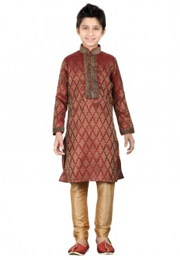 6bb0974cdf9ca Boys Kurta Pajama: Buy Latest Indian Kids Kurta Pajama Online USA