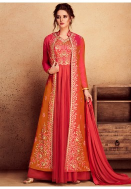 a5303f51f66f Jacket Style Salwar kameez - Online Shopping for Salwar Suits
