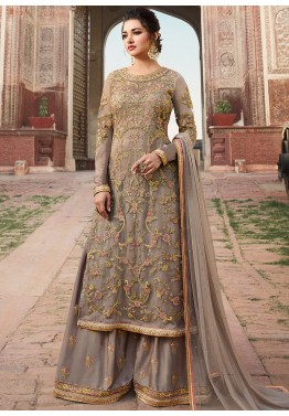 0d579b46ff Designer Palazzo Suits - Buy Trendy Palazzo Salwar Suits Online