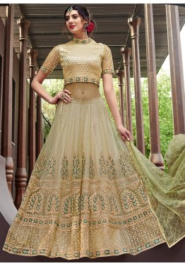 b4b4db165e Golden Lehenga - Buy Golden Color Lehenga Choli Online USA, UK