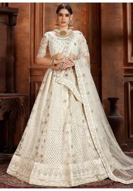White Lehenga Latest White Lehenga Choli Online Shopping Usa