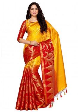 584e771d10d3d5 Kanjivaram Saree: Kanjeevaram Silk Sarees Online Shopping USA