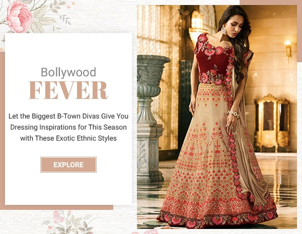 Bollywood Fever Indian Wedding Dresses